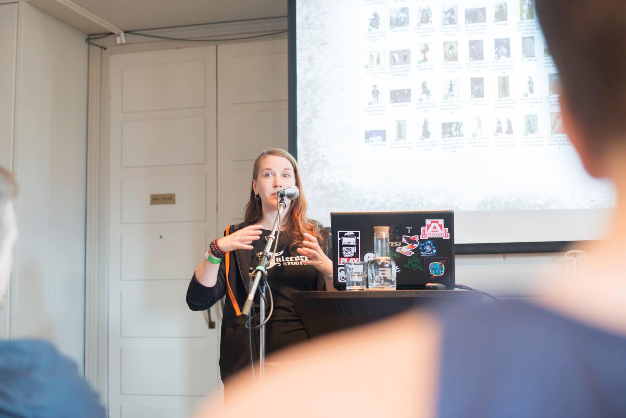 Speaker Experience