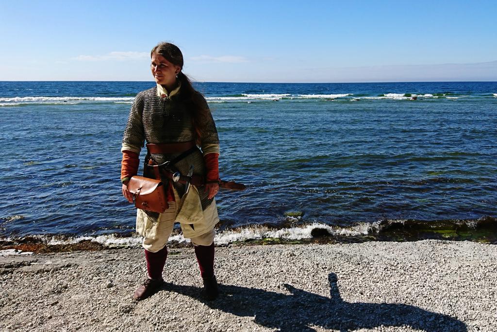 Norman 1066 armor
